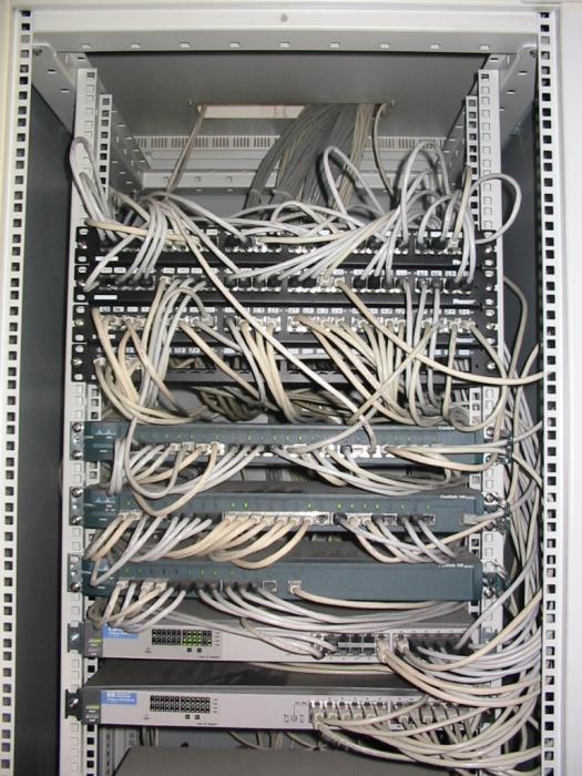 C 226 Blage D Un R 233 Seau Ethernet